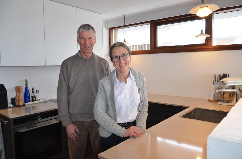 Kundecases - Skæve køkkendrømme på toppen af Danmark