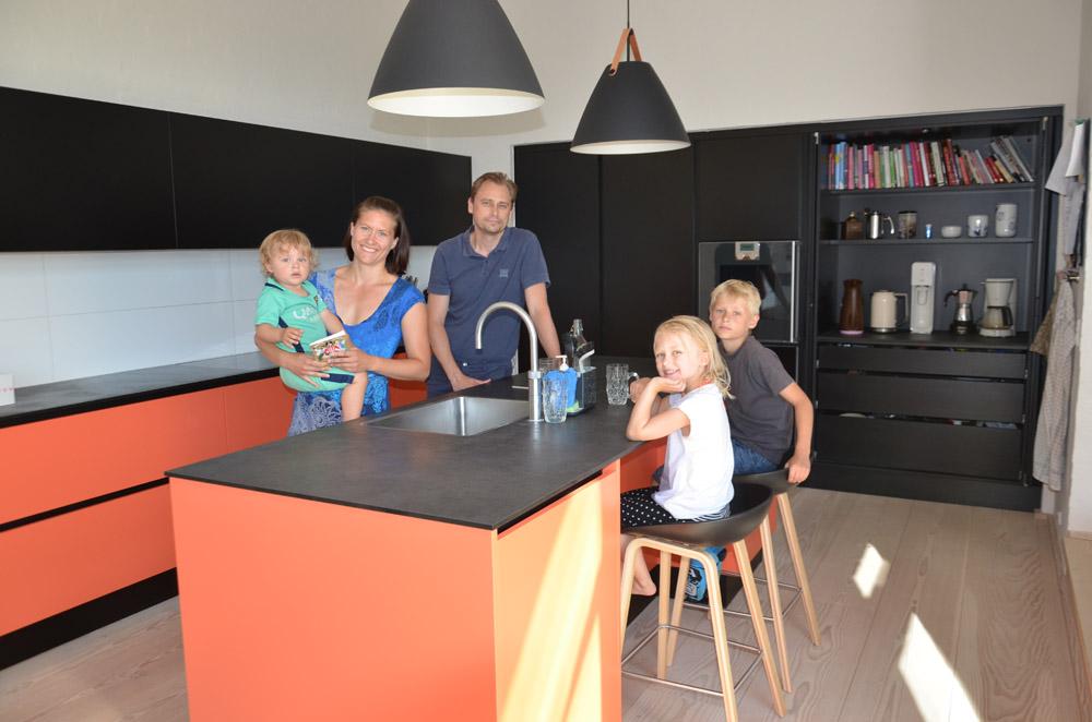 Køkkener - Sensoform er anderledes luksuskøkkener og badeværelser